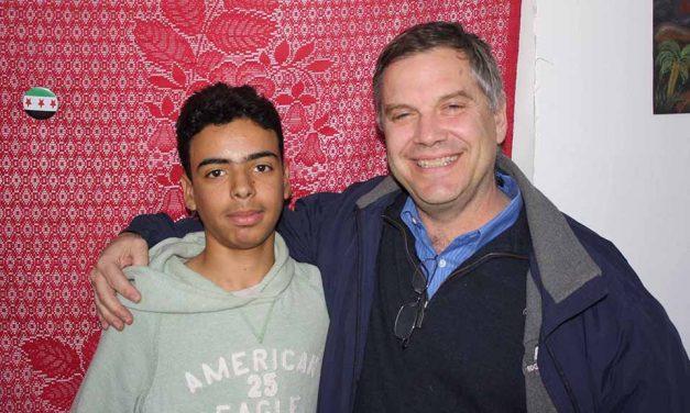 Jordanian Believers Helping Refugees