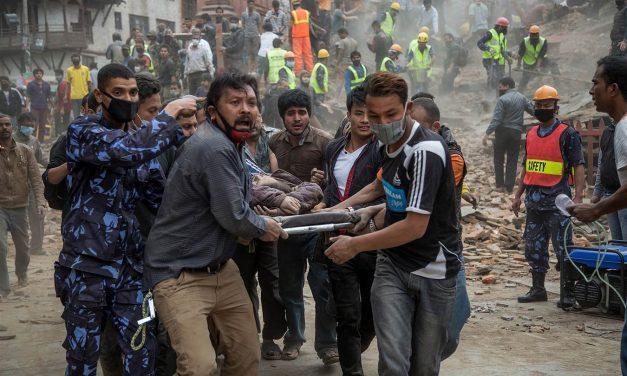 Nepal Killer Quake