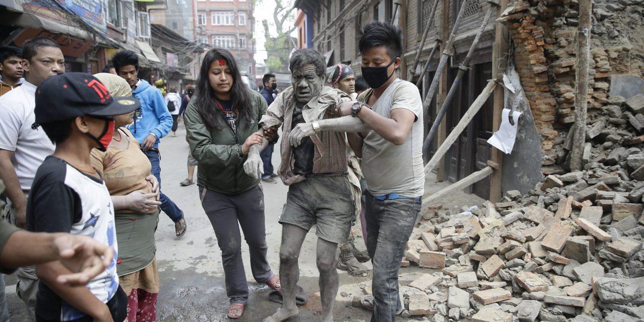 MercyWorks Sends Team to Nepal