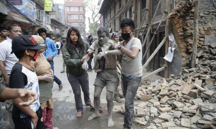 MercyWorks Sends Team to Nepal