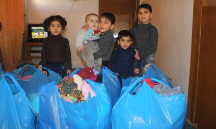 MercyWorks Helps Syrian Refugees