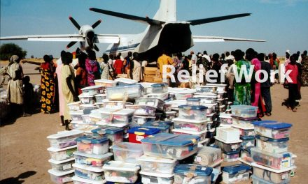 Relief Work