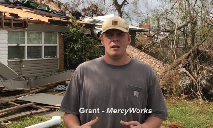 MercyWorks Helping Those Close to Home